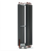 Airgo heat pump