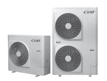 Toshiba CIAT heat pumps
