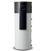 image of hot water heat pump