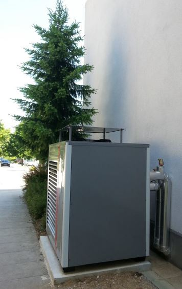 Heat Pump for NZEB Compliance