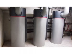 grant aided hot water heat pumps